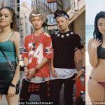 """ช่างภาพเดินทางไปรอบโลก เก็บภาพ """"วัยรุ่น"""" เชื้อชาติที่แตกต่าง แต่ก็เฟี้ยวเหมือนๆ กัน!!"""