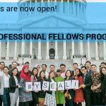 The YSEALI Professional เปิดรับผู้ที่สนใจ อยากร่วมงานระยะสั้นในอเมริกา!!