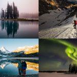 คู่รักช่างภาพออกเดินทาง บันทึกความงามของผืนป่าแคนาดา จนได้ภาพชุดที่สั่งสมมากว่า 1 ปี