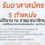 """เปิดรับอาสาสมัคร 5 ตำแหน่ง ภายใต้โครงการ """"อาสาสมัครเพื่อนไทย"""" ไปภูฏาน ปี 2018!!"""