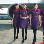 สายการบิน Hongkong Airline รับสมัครพนักงานต้อนรับบนเครื่องบิน ประจำปี 2018