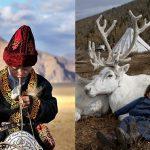 """ภาพสุดน่าทึ่ง เปิดชีวิต """"ชาวมองโกล"""" ผู้อยู่ร่วมกับวิถีธรรมชาติ อย่างที่ทำมานับพันปี"""