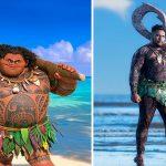 หนุ่มแต่งคอสเพลย์ Maui จากเรื่อง Moana พร้อมโชว์วิธีทำเครื่องแต่งกายสุดละเอียด!!