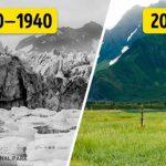 """11 ภาพถ่ายที่ทำให้คุณเห็นถึง """"ความเปลี่ยนแปลงสภาพอากาศ"""" ที่เกิดจากฝีมือของมนุษย์"""