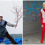 """25 ภาพถ่ายความงามของ """"ผู้สูงวัย"""" ในย่านไซน่าทาวน์อเมริกา แก่แค่ไหนก็เฟี้ยวได้!!"""