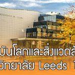ทุนการศึกษาสถาบันโลกและสิ่งแวดล้อม มหาวิทยาลัย Leeds สหราชอาณาจักร ปี 2018
