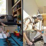 พ่อแม่กำลังจะมีลูก แต่งบจำกัด เลยใช้เงิน 900,000 บาท สร้างบ้านหลังน้อยแสนอบอุ่น…
