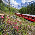 """17 """"การเดินทางโดยรถไฟ"""" กับเส้นทางงดงามจากรอบโลก ที่คุณควรไปลองให้รู้!!"""