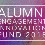 ประชาสัมพันธ์ทุน 80,000 บาท โครงการ Alumni Engagement Innovation Fund (AEIF) 2018