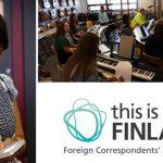 โครงการนักข่าวต่างประเทศ ThisisFINLAND สำหรับเยาวชนนานาชาติ ในฟินแลนด์ ปี 2018