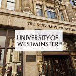 ทุนการศึกษาเต็มจำนวน ที่มหาวิทยาลัย Westminster สหราชอาณาจักร ปี 2018