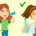 """9 สถานการณ์ที่ควรหลีกเลี่ยงเพราะ """"ดื่มน้ำผิดเวลา อาจจะส่งผลเสียต่อร่างกายได้"""""""