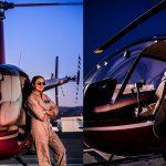 นักบินหญิงวัย 22 คว้าฝันได้สำเร็จ และเธอได้พิสูจน์ว่า ไม่มีอะไรยากเกินกว่าความตั้งใจ!!