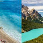 """13 แหล่งท่องเที่ยว """"น้ำสีฟ้าครามที่สุดในโลก"""" ยังรอคอยให้คุณ เดินทางไปสัมผัส…"""