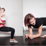 7 ท่าออกกำลังกาย เคล็ดลับที่คุณแม่ลูกสามทำเป็นประจำ เพื่อให้หุ่นดีได้เหมือนเดิม…