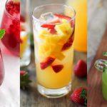 """10 สูตร """"Mocktail เพื่อสุขภาพ"""" ดื่มง่าย ทำง่าย อร่อยได้แม้ไร้แอลกอฮอล์!!"""