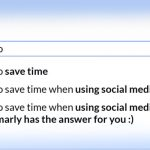 3 วิธีที่จะช่วยให้คุณประหยัดเวลาในการใช้ Social Media เหลือไปทำอย่างอื่นได้อีกเยอะ!!